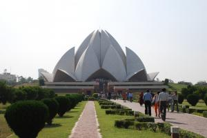 New Delhi - Lotus Temple