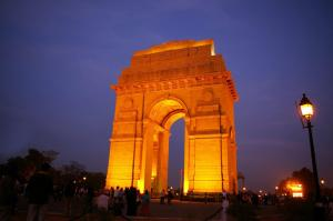 New Delhi - India Gate