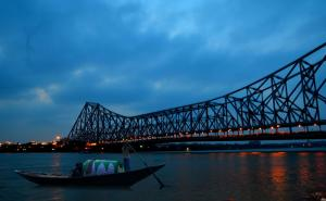 Kolkata - Howrah Bridge