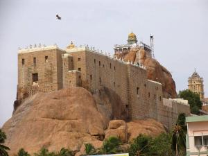 Trichy - Rock Temple
